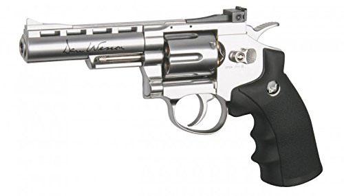 Pistola ASG - Revolver Dan Wesson